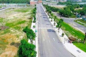 Bán đất sổ đỏ tại p5, Tp Vĩnh Long. Diện tích 112,8m2 giá 1,7 tỷ, khu dân cư đông đúc, hạ tầng ok