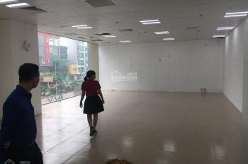 Cho thuê VP Trần Phú, BĐ, 30m2 - 60m2 - 120m2, giá 250N/m2 gồm VAT, miễn phí gửi xe, có chỗ để ô tô