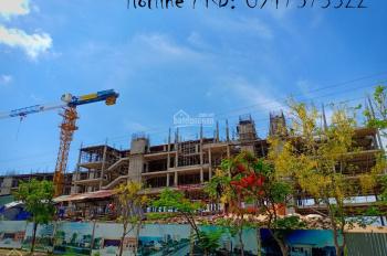 Edna Resort Mũi Né căn hộ biển sổ đỏ sở hữu lâu dài duy nhất tại mặt biển, kí HĐ mua bán TT chỉ 20%
