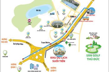 Chính chủ cần tiền bán gấp căn hộ 2PN 53m2 Bcons Miền Đông, view trung tâm thành phố, giá 1.27 tỷ.