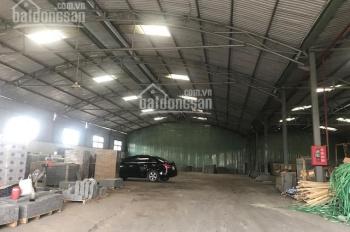 Cho thuê nhà xưởng mặt đường mặt đường Võ Nguyên Giáp, Tân Cảng, Biên Hòa giá rẻ. LH: 0988570268