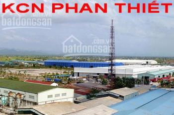 Cho thuê đất khu công nghiệp TP Phan thiết, tỉnh Bình Thuận