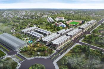 Bán lô đất nền L026-25 - Lô góc đẹp, nhỏ xinh 80m2 mặt trục đường chính dự án Vườn Sen, Đồng Kỵ