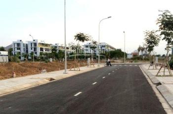 NH BIDV thanh lý gấp 5 lô đất mặt tiền đường Hoàng Hữu Nam, giá TT 870tr/nền, SHR, 0836353510