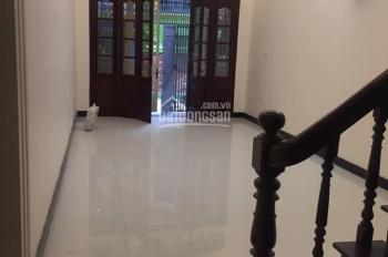 Cho thuê nhà ngõ 124, Hoàng Ngân, diện tích 50m2 x 4 tầng, ngõ rộng rãi, giá 15 tr/tháng