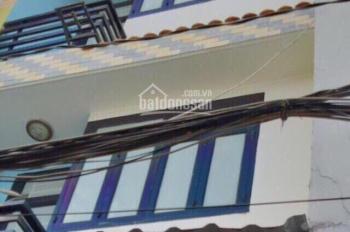 Bán nhà Nguyễn Duy Cung, Gò Vấp, hẻm 3m. DT: 3.1m x 11m, 1 trệt, 2 lầu, 4PN + 3WC. Giá: 2.6 tỷ