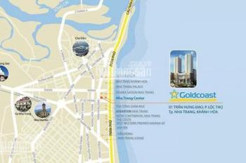 Bán cắt lỗ căn hộ view trực diện biển (NTCT2), 70.5m2, giá rẻ nhất thị trường 4.6 tỷ. 0902921567