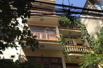 Cho thuê nhà mặt ngõ Kim Ngưu, gần Lạc Trung, DT 60m2, 5 tầng, MT 5m, 25 tr/th