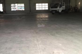 Cho thuê kho xưởng Hồ Chí Minh - giá rẻ nhất 95k/m2 -LH: 0917 632 195