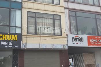 Nhà mặt phố Nguyễn Phong Sắc. Diện tích 60m2 x 6,5 tầng, mặt tiền 4m, thông sàn có thang máy