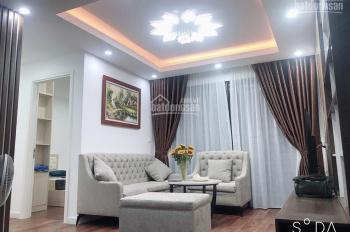 Cho thuê CHCC Goldmark City 136 Hồ Tùng Mậu, 83m2, 2 phòng ngủ, đủ đồ, 11 tr/th. LH: 034 884 0656