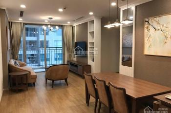 Cho thuê căn góc 3PN 115m2 tầng 20 tòa A1 Vinhomes Gardenia, BC Đông Nam view bể bơi. LH 0868667568