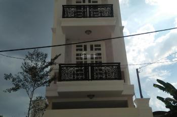 Nhà mới DT 5x21m=105m2 ngay Quốc Lộ 13, xây 3.5 Lầu (Tiện ở, Kinh doanh, làm công ty... )