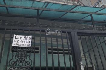 Cho thuê nhà nguyên căn MT đường lớn Nguyễn Thái Bình F12 Tân Bình DT 7-14m . Nhà nguyên căn 1 lầu