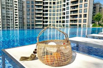 Căn hộ 2PN, 105m2, view 2 bể bơi, HĐ thuê 35 tr, giá 6.4 tỷ. Rẻ nhất thị trường LH: 0933838233