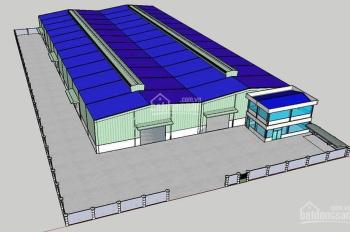 Chi thuê hoặc bán xưởng mới 100% tại cụm kcn Vĩnh Tân Tân uyên dt 7228m2