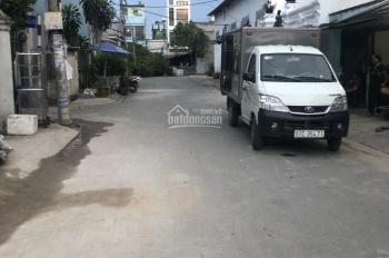 Cần cho thuê căn nhà P. Đông Hưng Thuận, Q12, có DT 4m x 24m, 4 lầu, giá 18 tr/ tháng