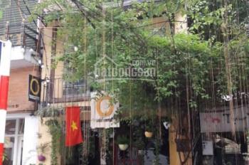 Chính chủ bán nhà mặt phố Phan Chu Chinh, Hoàn Kiếm, 60m2, MT 4,25m, kinh doanh tuyệt vời