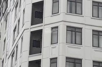 Bán khách sạn Trần Thái Tông - Cầu Giấy - HN, 300m2, 8 tầng, 1 hầm, 50 phòng, 60 tỷ, 0986571132