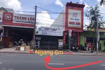 Bán nhà mặt tiền đường Nguyễn Văn Cừ ND, trệt, vị trí đẹp, DT: 6x23m, giá 12 tỷ