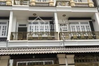 Cho thuê nhà nguyên căn đúc 4 tấm, gần chợ Bình Thành, Liên Khu 4 - 5, giá 8 triệu/tháng