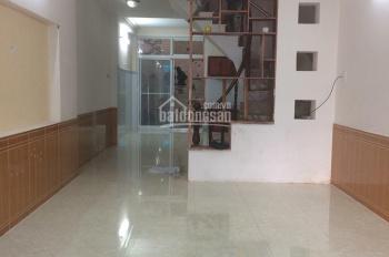 Nhà mặt tiền đường KDC Phú Thuận, 4x21m trệt, 1 lầu, 3PN, 14tr/tháng 0942842026