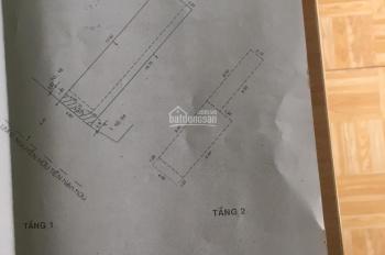 Bán gấp nhà mặt tiền Nguyễn Hữu Tiến, phường Tây Thạnh, Tân Phú. DT 5x20m