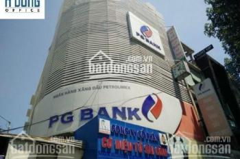 Cho thuê văn phòng PG Bank Building, Nơ Trang Long, DT 100m2 24tr/th, 160m2 28tr/th