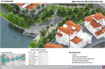 Chính chủ bán cắt lỗ suất ngoại giao BIDV trong Nam An Khánh, giá siêu rẻ chỉ có 20tr/m2