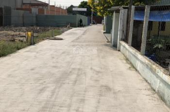 Cần bán đất DT 5.5x23m đường bê tông 6m. Cách MT đường An Phú Tây 30m. Ngay chợ Hưng Long