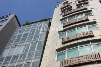 Bán khách sạn mặt phố Triệu Việt Vương, Hai Bà Trưng 120m2, xây 7 tầng, mặt tiền 5m, 0948236663