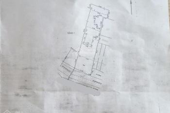 Bán 1111.4m2 mặt tiền Hương Lộ 2, 16.5x65m nở hậu. Chỉ 88tr/m2