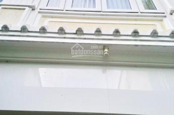 Bán nhà mới 2 lầu hẻm 290B, đường Dương Bá Trạc, phường 1, quận 8