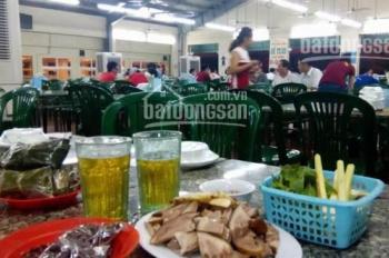 Sang nhượng cửa hàng ăn tại khu Trần Quốc Hoàn, Cầu Giấy. DT 80m2 * 2 tầng, MT 5m