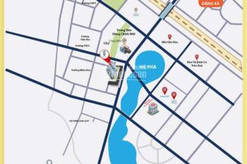 Chính chủ bán đất nền Thuận An Central Lake 90m2, MT: 6m Đông Nam. Đường 30m. View hồ, giá đầu tư