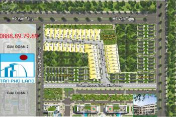 Bán đất nền dự án Tân Thạnh Đông, gần ngã tư Tân Quy, 5m x16m, giá 1.3 tỷ