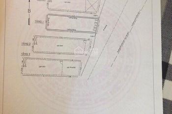 Bán nhà giá rẻ mặt tiền Hồ Văn Huê, 4,3x16m, trệt, 2 lầu, giá 15,7 tỷ, LH 0766139258