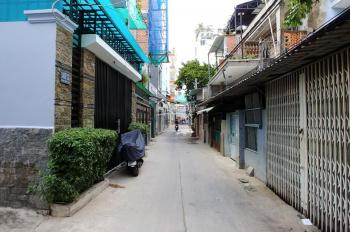 Bán nhà 1 lầu, hẻm 3m Tôn Thất Thuyết, P. 4, Q. 4 - DTKV: 35,7m2 - giá: 3,3 tỷ
