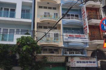 Bán nhà mặt tiền đường Tân Khai, phường 4, Quận 11. DT: 4.2x22m, 4 lầu, giá 14 tỷ