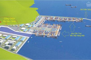 Đất mặt tiền view biển cảng Liên Chiểu, Đà Nẵng, giá siêu rẻ - 13 triệu/m2