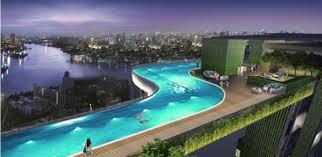 Chính chủ cần bán căn hộ D'Edge Thảo Điền, Quận 2, căn 2 phòng ngủ 92m2 chênh lệch nhẹ