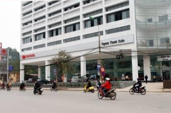 Cho thuê văn phòng quận Thanh Xuân tại tòa Toyota Trường Chinh, 110m - 510m2