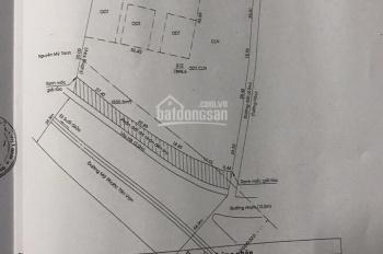 Bán đất mặt tiền đường Mỹ Phước Tân Vạn 80 x 70m = 7.898m2 (thổ 1.000m2) phường Phú Mỹ, TP TDM, BD