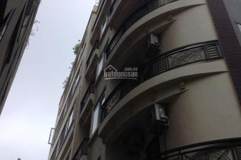 Nhà làm căn hộ dịch vụ ngõ 187 Trích Sài, Võng Thị, cách Hồ Tây 30m, có 17 căn hộ mới hoàn thiện