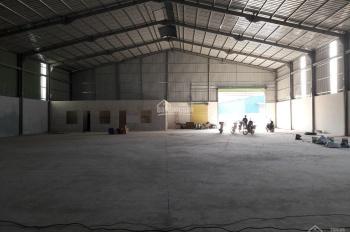 Cho thuê gấp kho xưởng diện tích 1200m2, giá 50tr/tháng ở Ngã Tư Ga, Quận 12