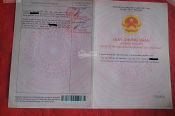 Tôi cần tiền bán gấp lô đất Nguyễn Quyền, Bắc Ninh