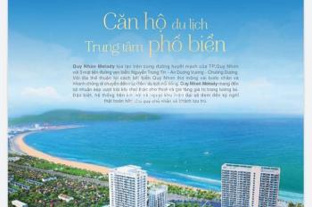 CH biển Quy Nhơn Melody 3 mặt tiền Nguyễn Trung Tín+An Dương Vương giá 1,6tỷ CK3+18%. LH 0908207092