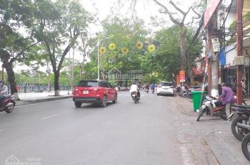 Bán nhà mặt đường Nguyễn Đức Cảnh, Lê Chân, Hải Phòng, DT 85.5m2, hướng Tây Bắc
