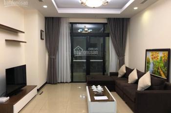Cho thuê căn góc tầng 19 tòa R5 Royal City 131m2, nội thất đẹp, view quảng trường. LHTT: 0868667568