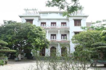 Bán khuôn viên nghỉ dưỡng 22.000m2 tại Hòa Sơn, Lương Sơn, Hòa Bình. 36.5 tỷ